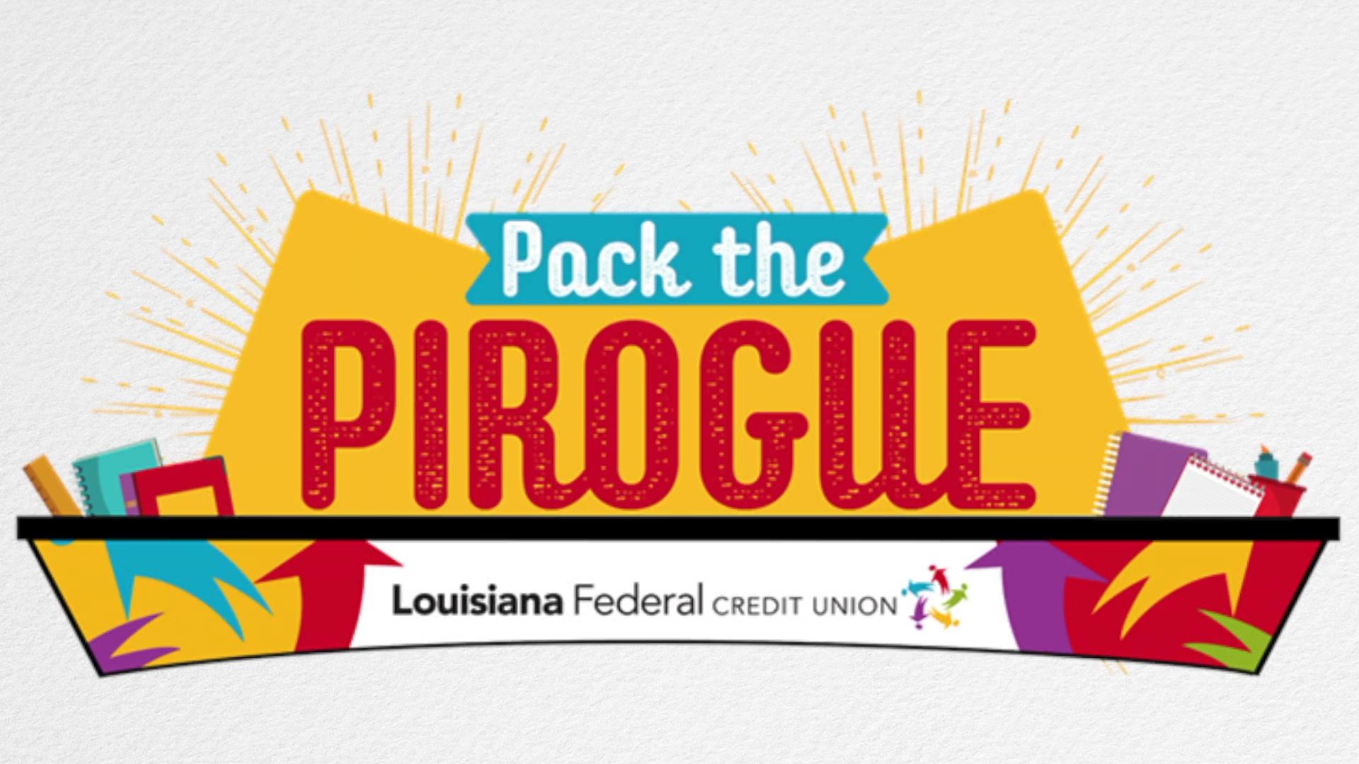 Pack the Pirogue Slideshow