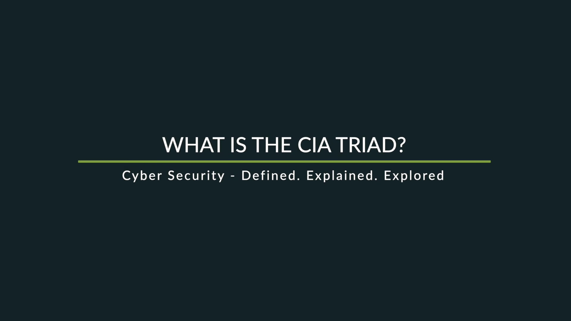 CIA FINAL 1080p HD