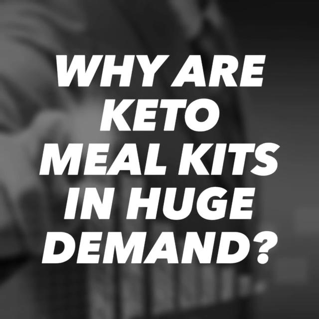 Keto Meal Kits