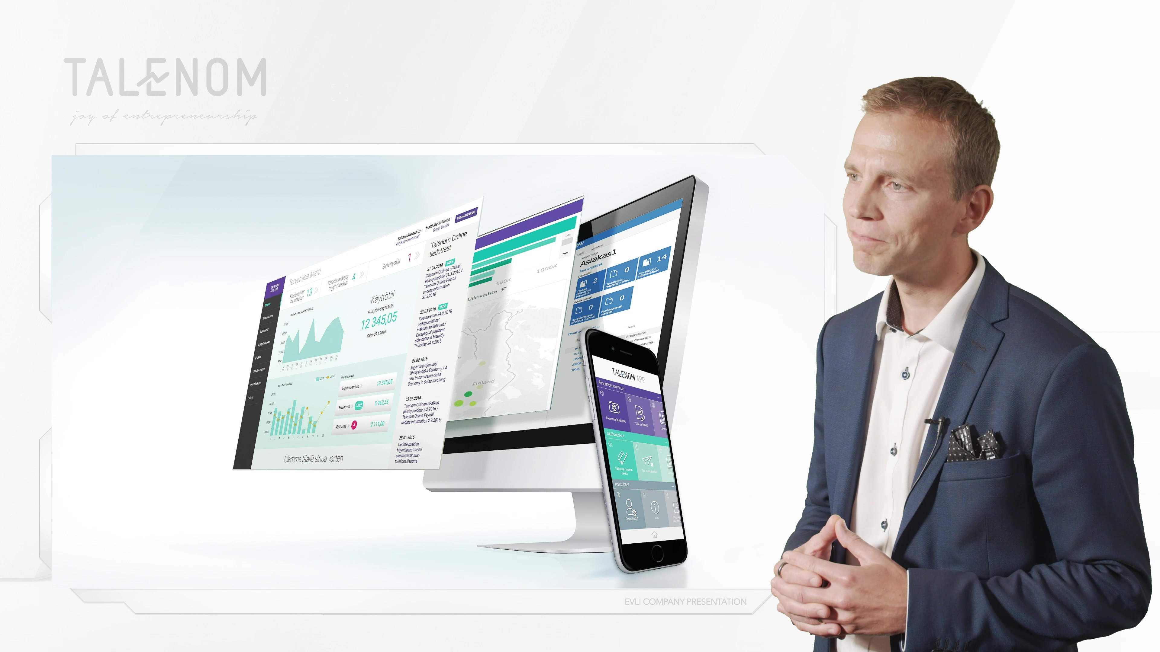 Talenom company presentation 26082019