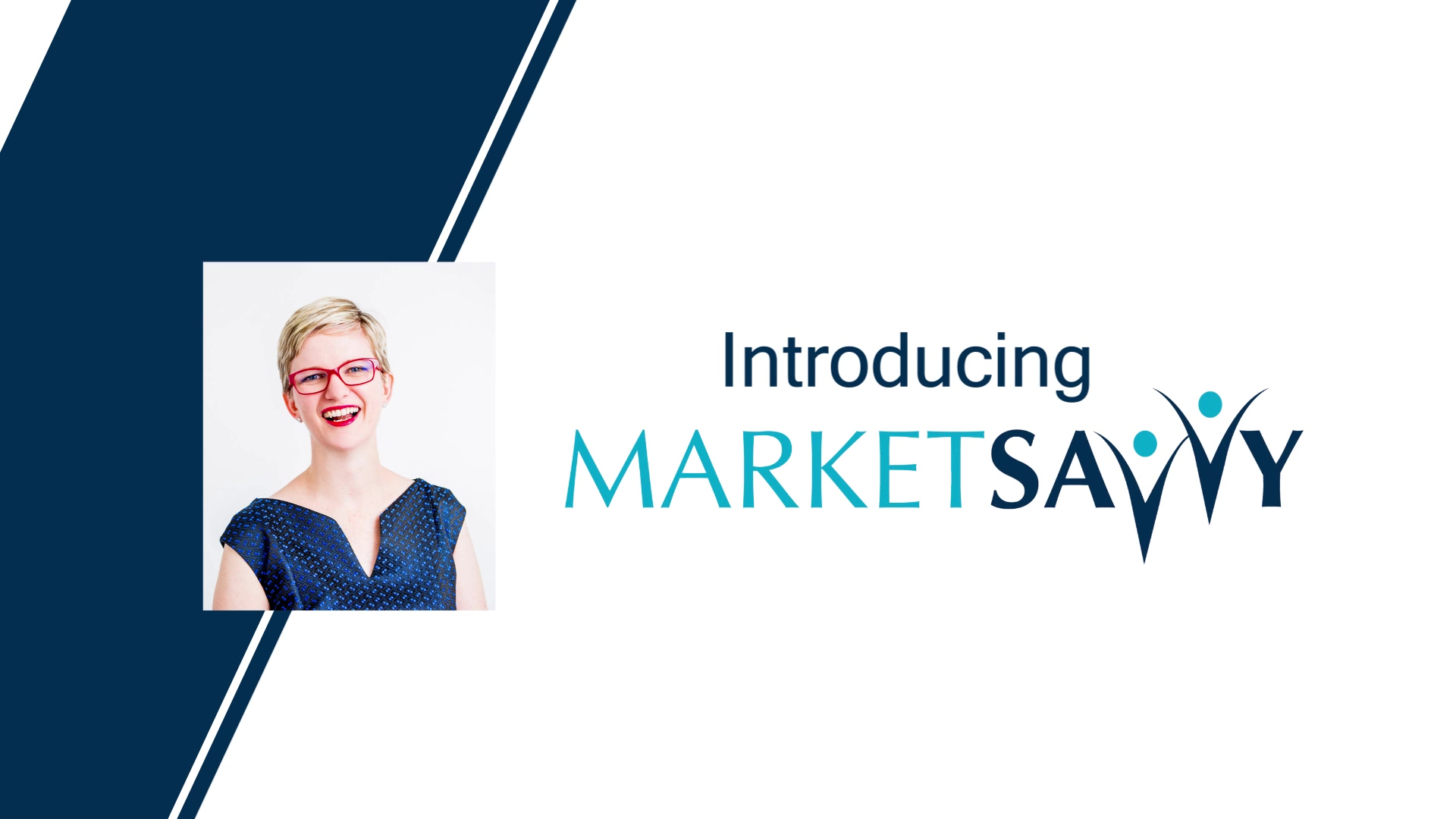 Market Savvy - Welcome Video for About page