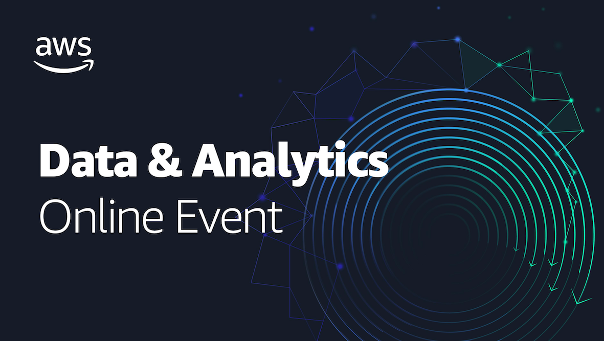 Data & Analytics Online Event - Get More Value Out Of Your Data Quickly