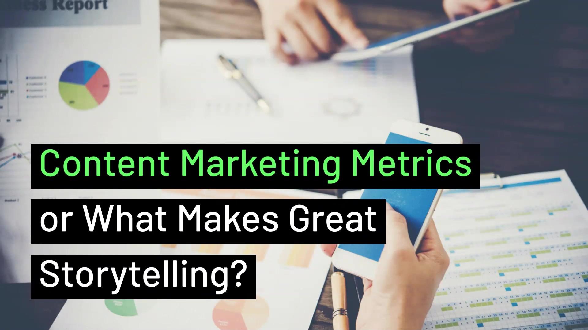Content Marketing Metrics - Hubspot