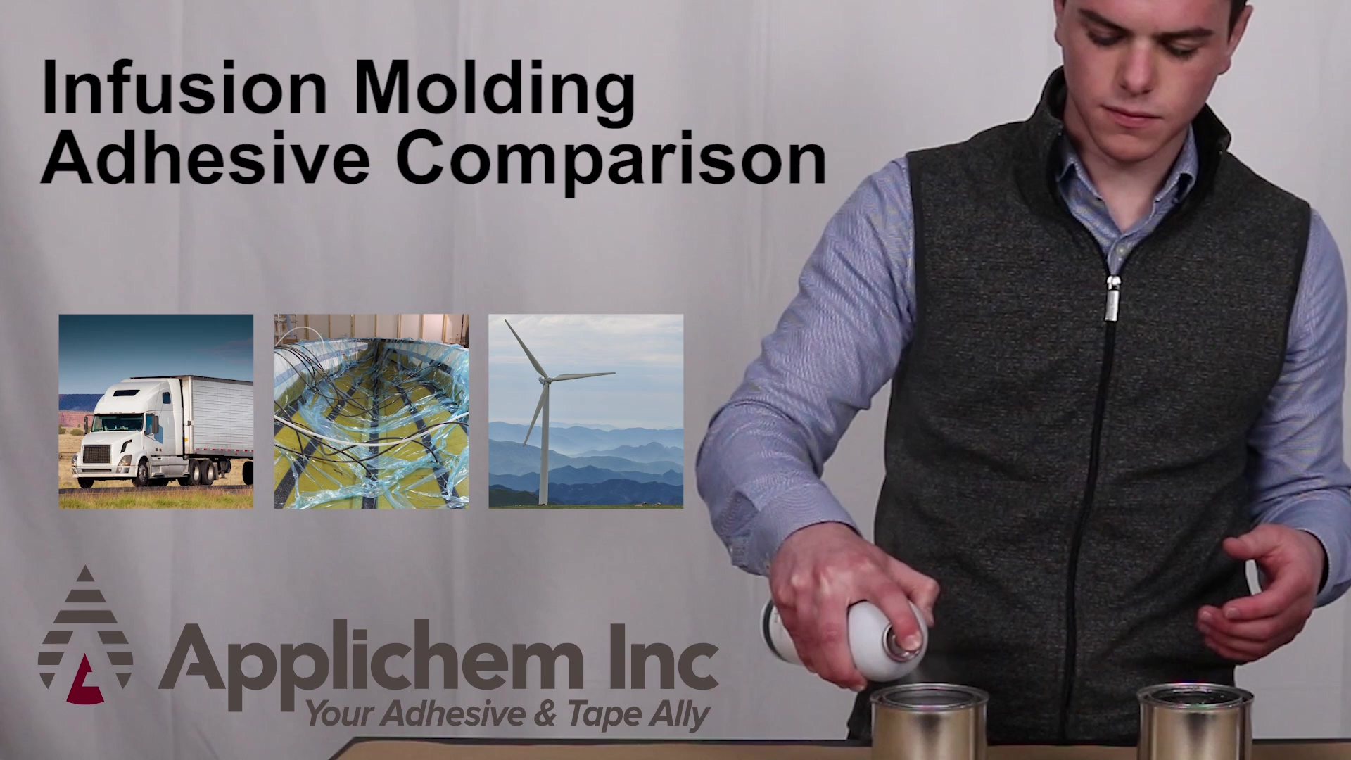 Infusion Molding Product Comparison - v4 - March 2020