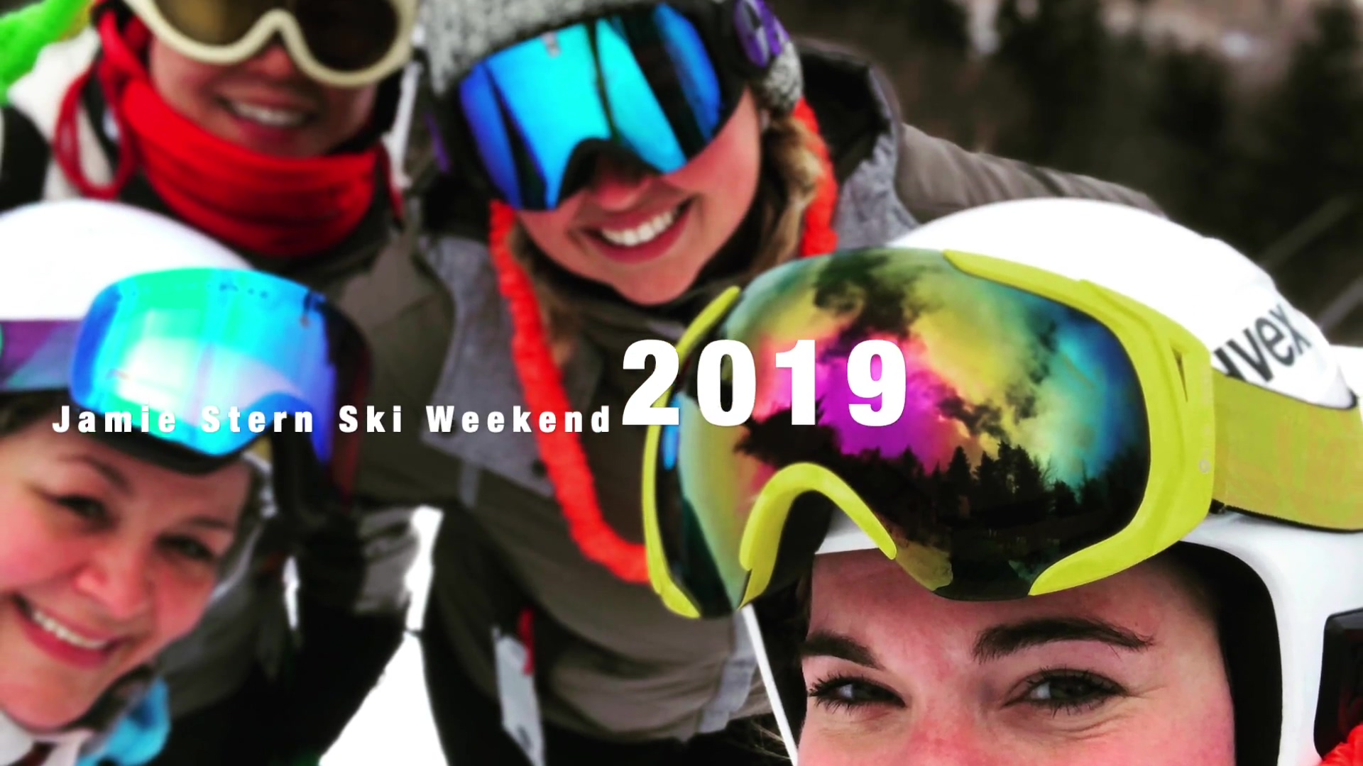 JS Ski Weekend 2019