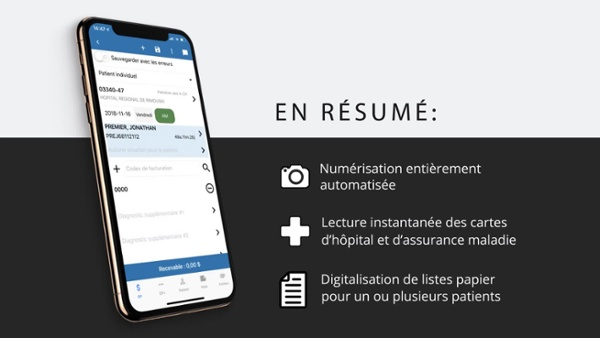 Xacte mobile - L'outil de facturation - Finale