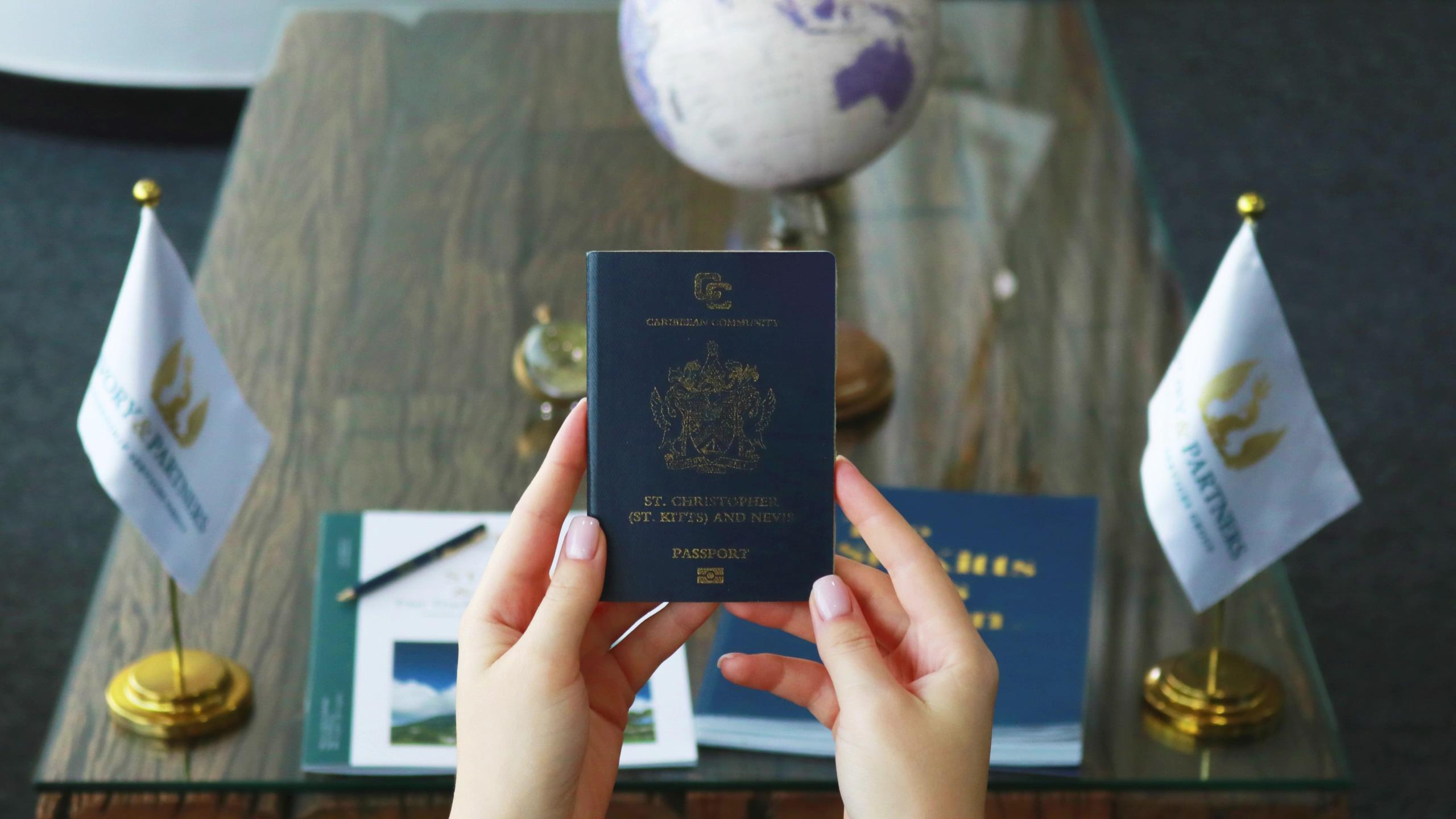 St Kitts Passport_2k