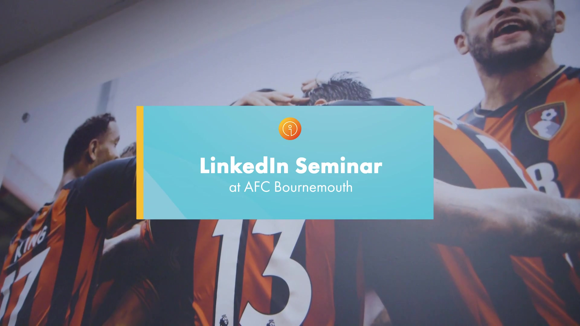 Seminars with Intergage Promotional Video [LinkedIn Event]