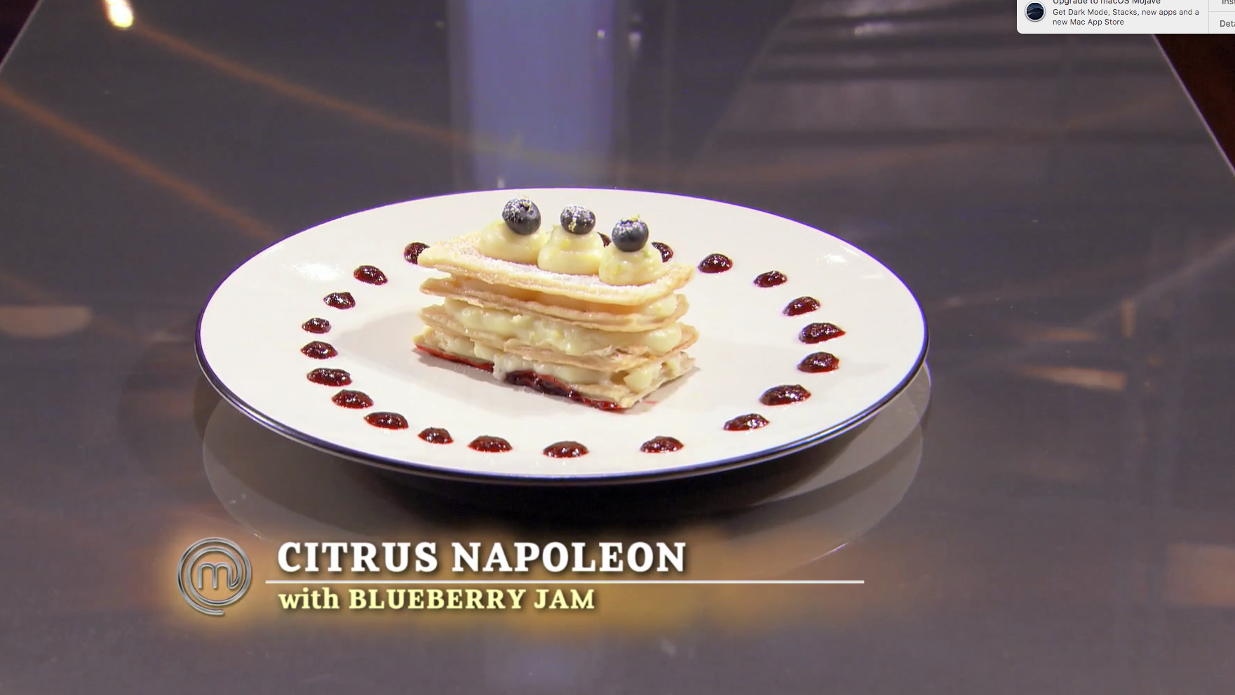 A Master Class with Ben Brown - The Citrus Napoleon