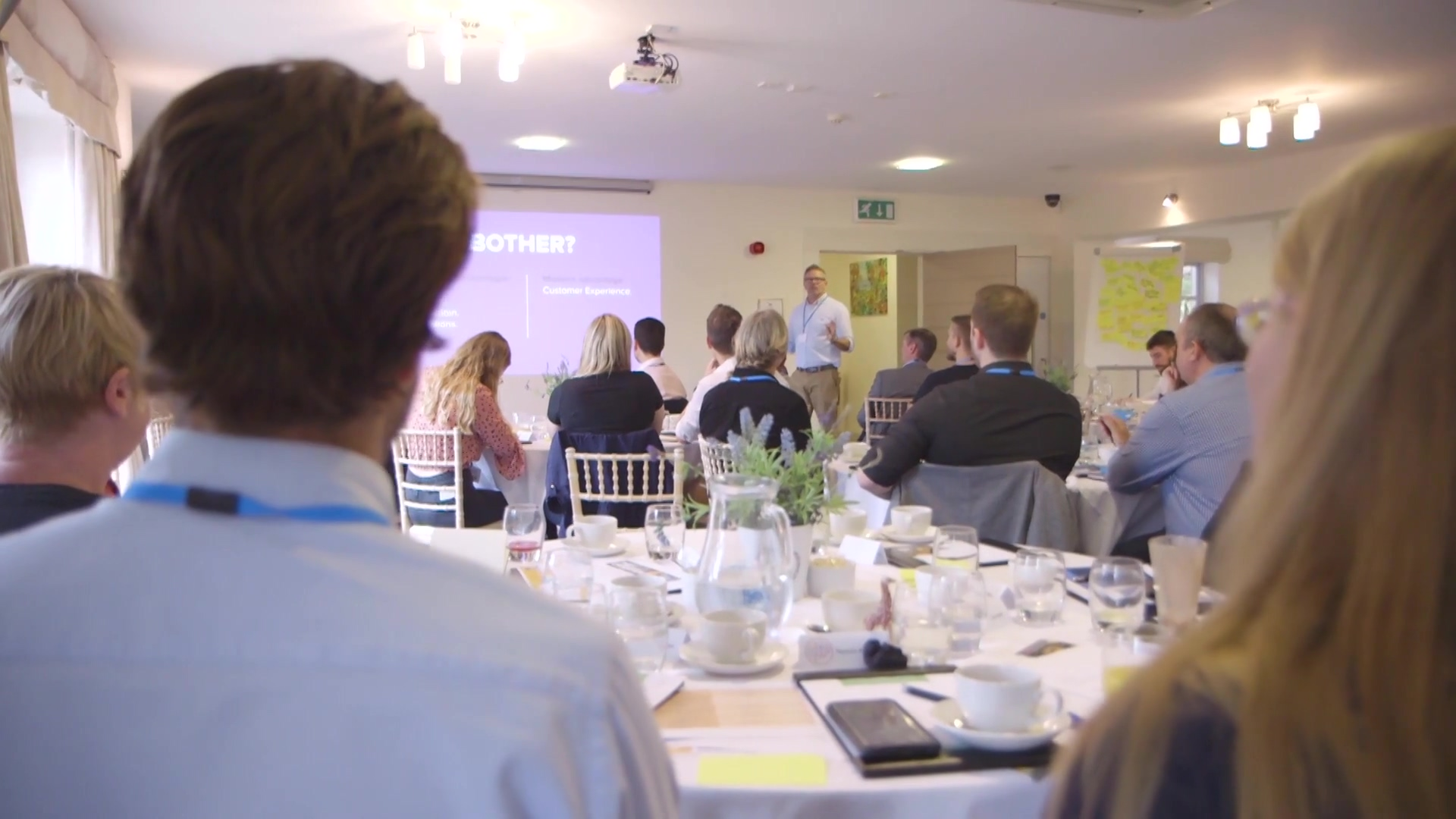 Market Leaders Forum Video