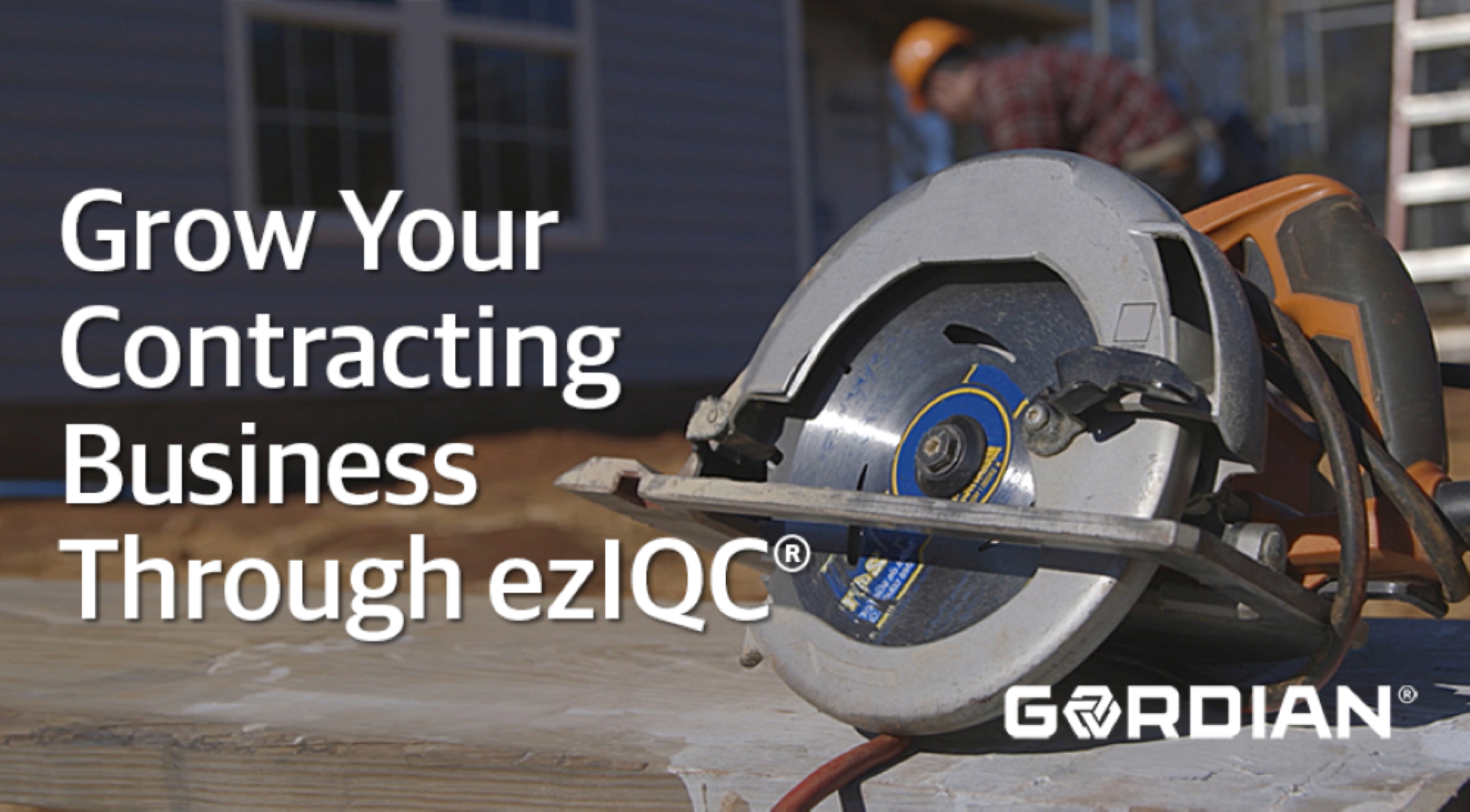Grow Your Contracting Business Through ezIQC®