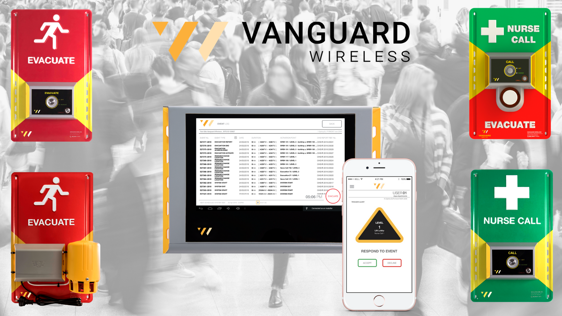 Vanguard Wireless Introduction