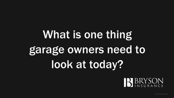 What Do Auto Garage Owners Need to Look at Today3F