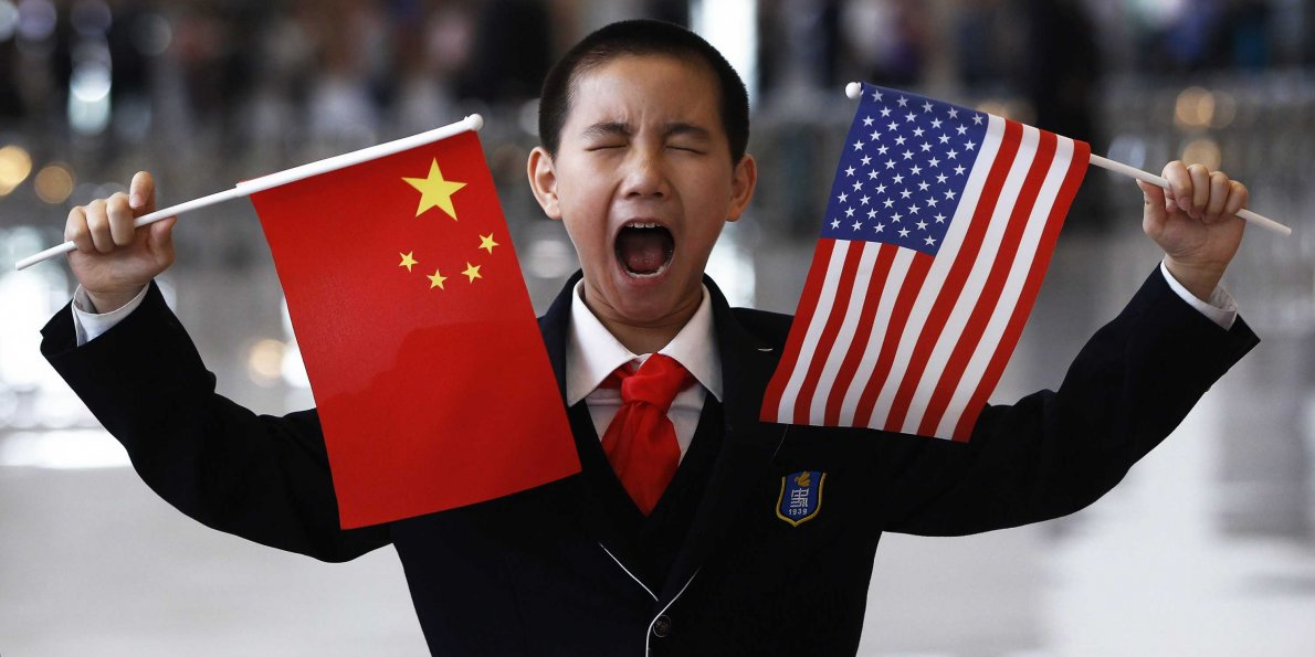 'The environment for U.S. business in China is deteriorating'
