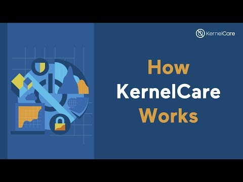 KernelCare How It Works Dark for AWS reInvent with Subs