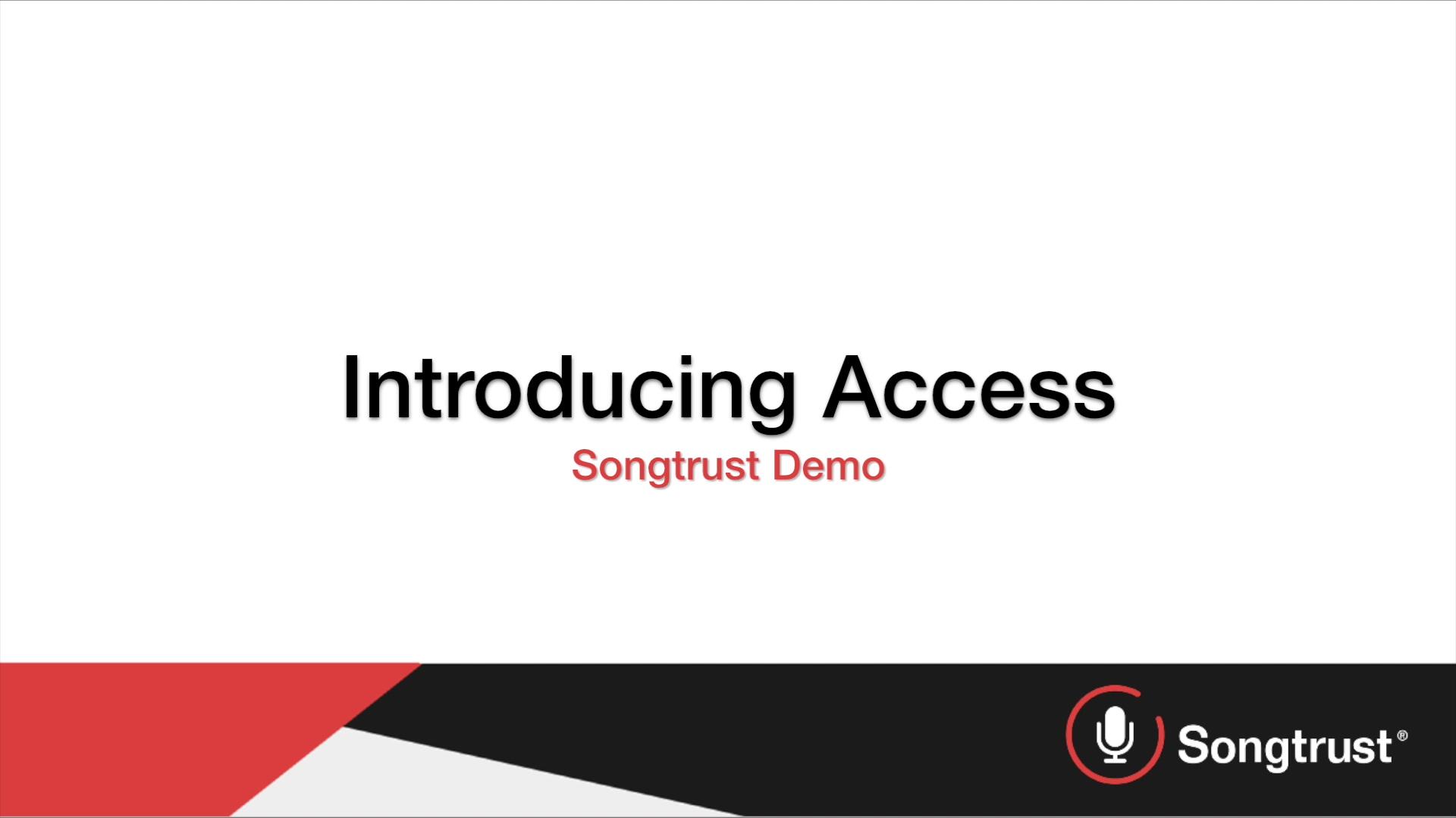 Access Demo Full
