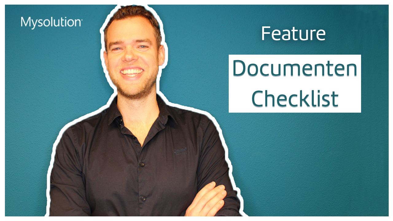 Documenten Checklist