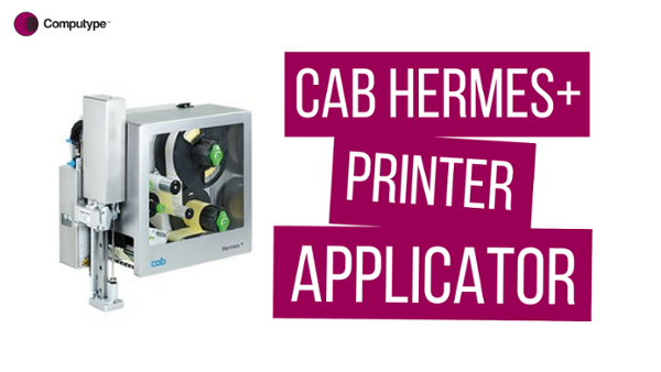 Cab Hermes2B Printer Applicator