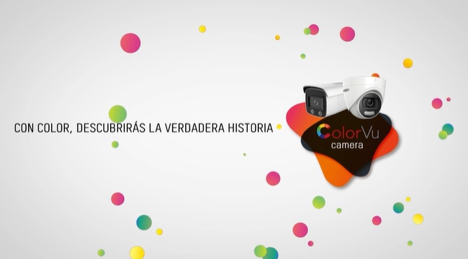 ColorVu Camera - With Color, See the True Story