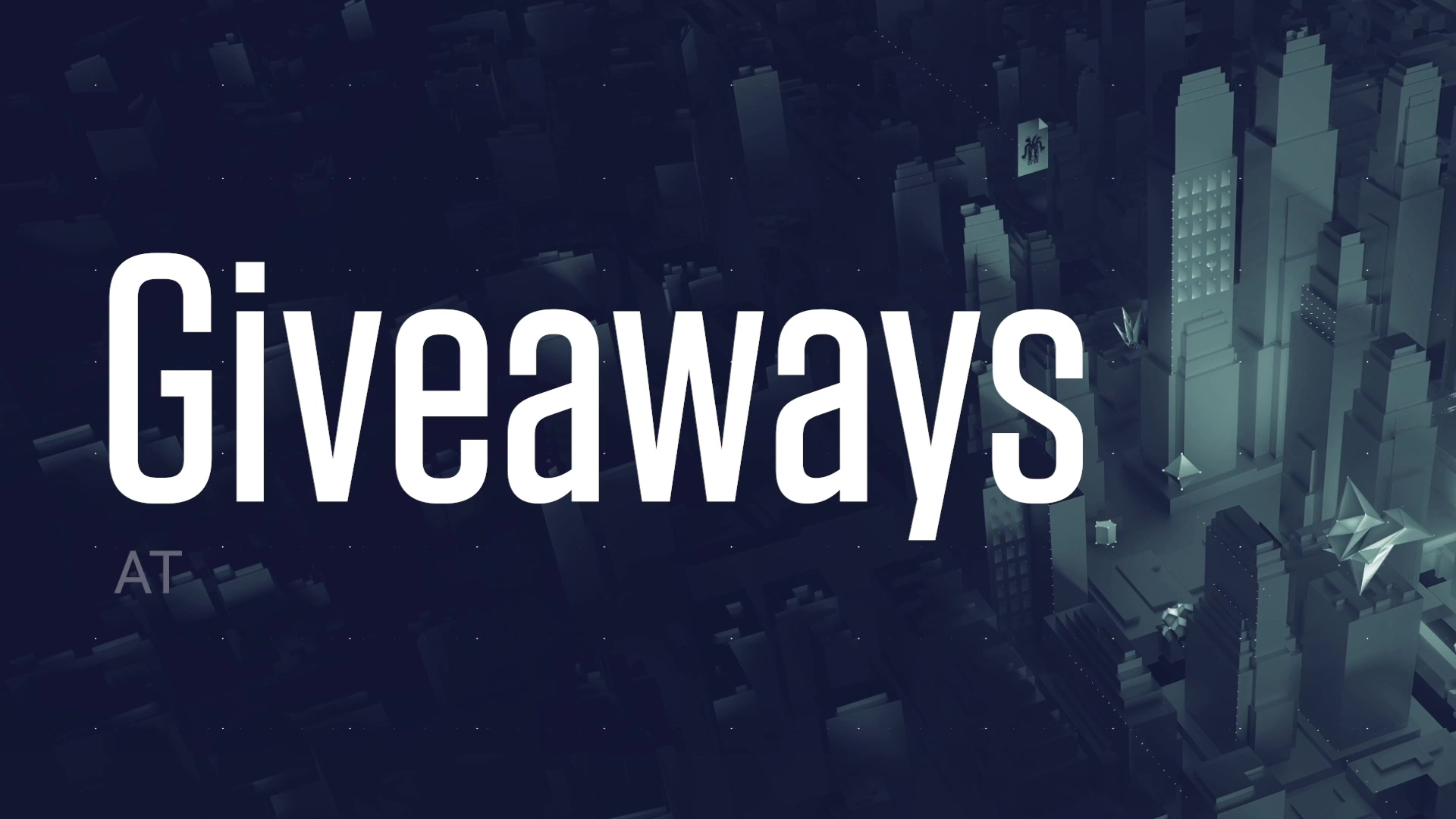 Giveaways BH