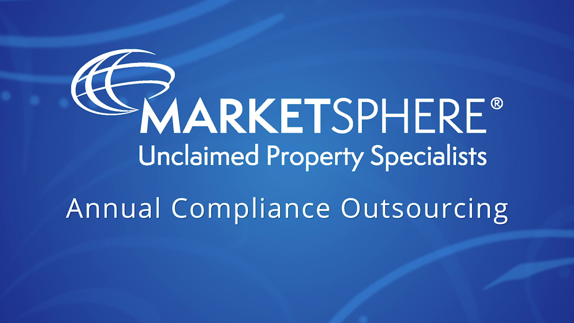 Annual Compliance Outsourcing
