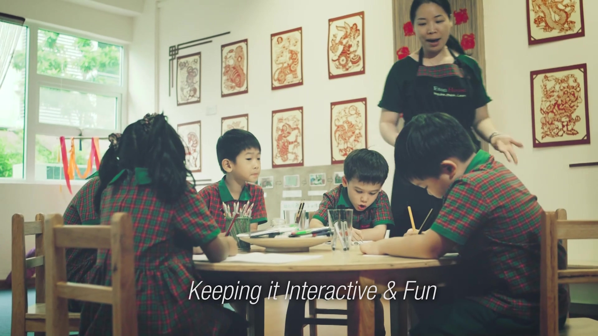 2016 [preschool] How to Spark your Child_s Interest in Chinese