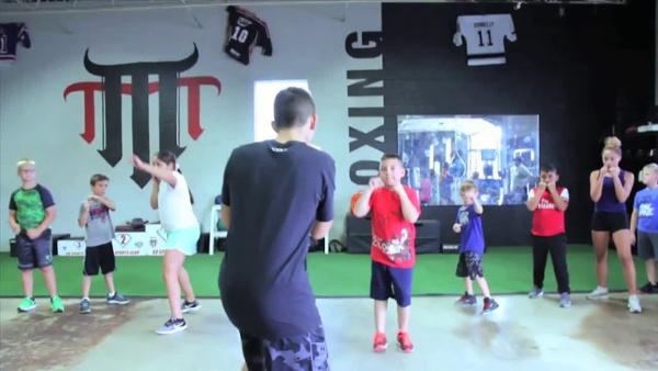 MTT Kids boxing program revised
