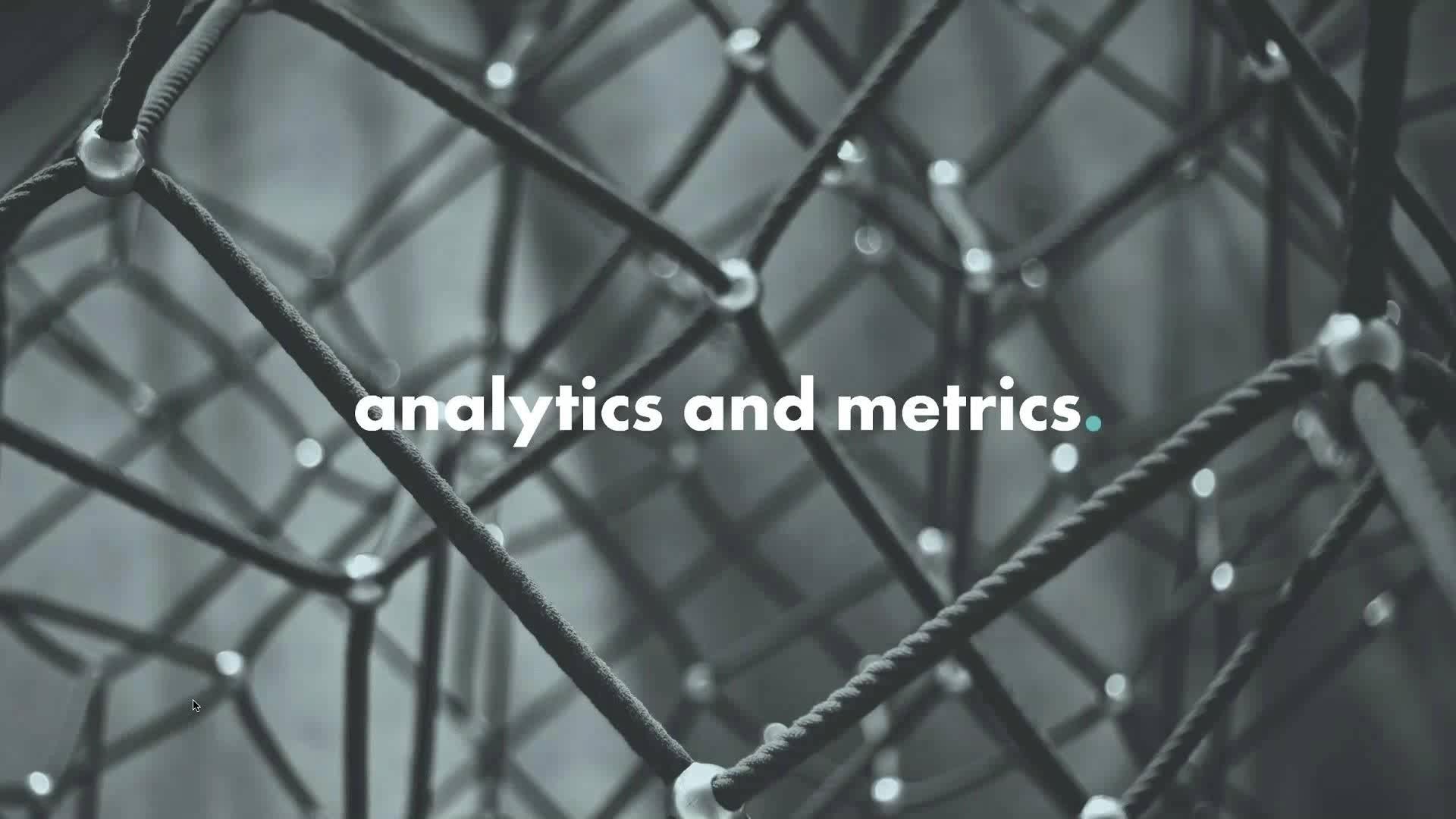 Making Marketing Measurable