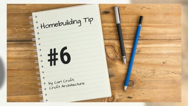 12 Tip of Christmas for Ho Ho Homebuilding. Tip #6_HD
