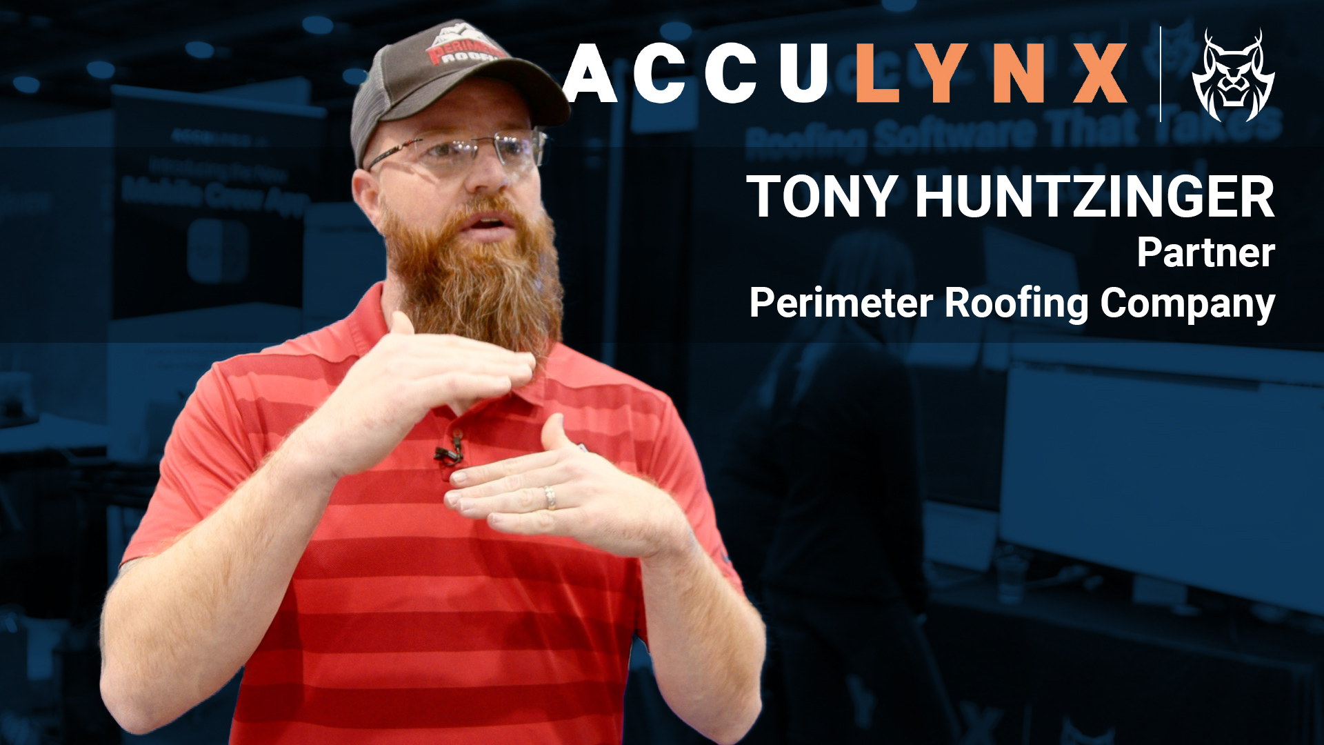 Acculynx_Tony Huntzinger_VIDEO