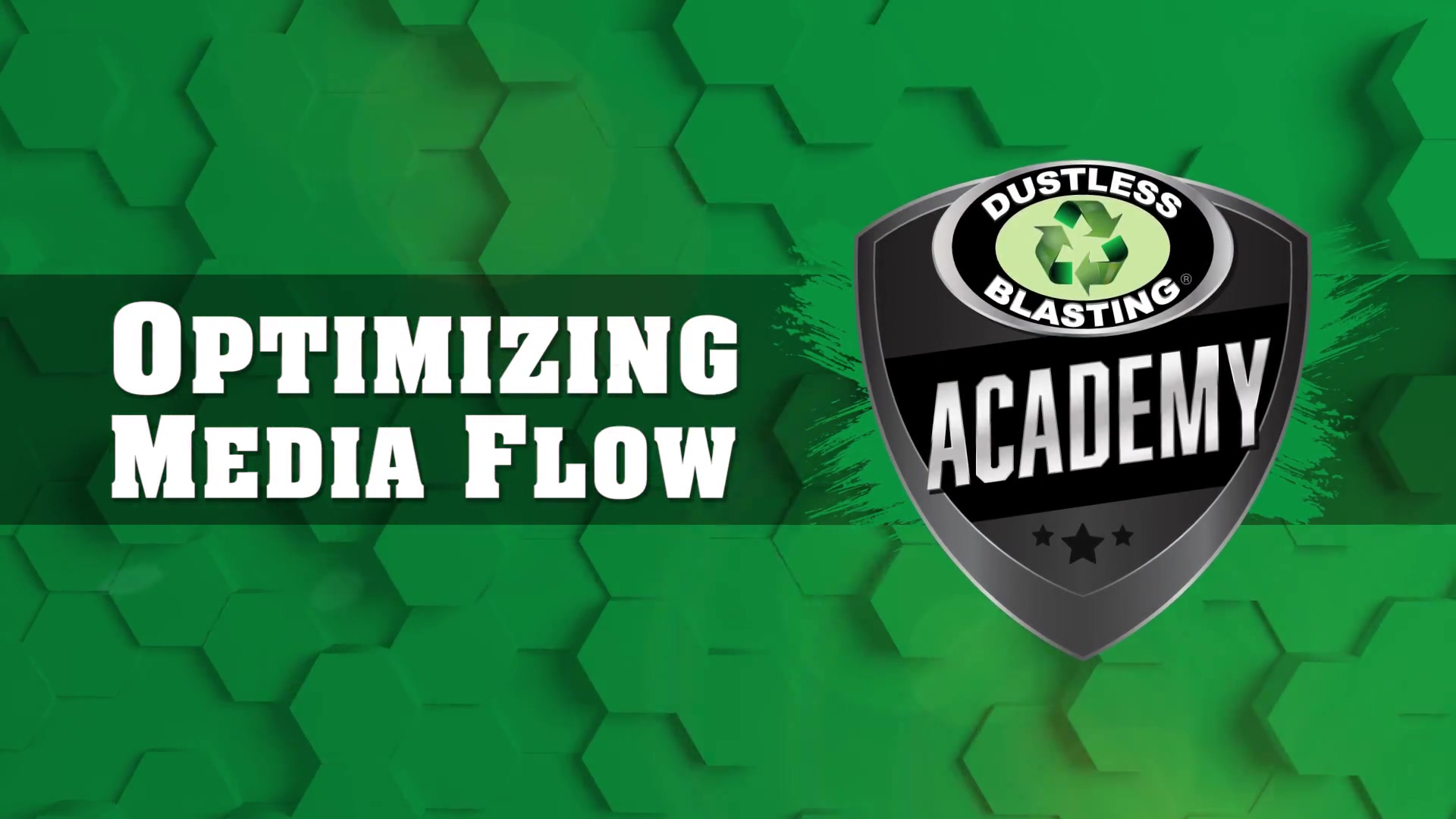 DB Academy - Optimizing Media Flow