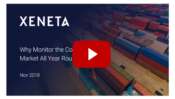Why Monitor the Container Freight Market All Year Round_Nov 2018