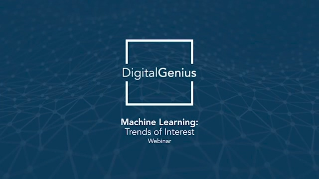 Webinar_ Machine Learning - Trends of Interest