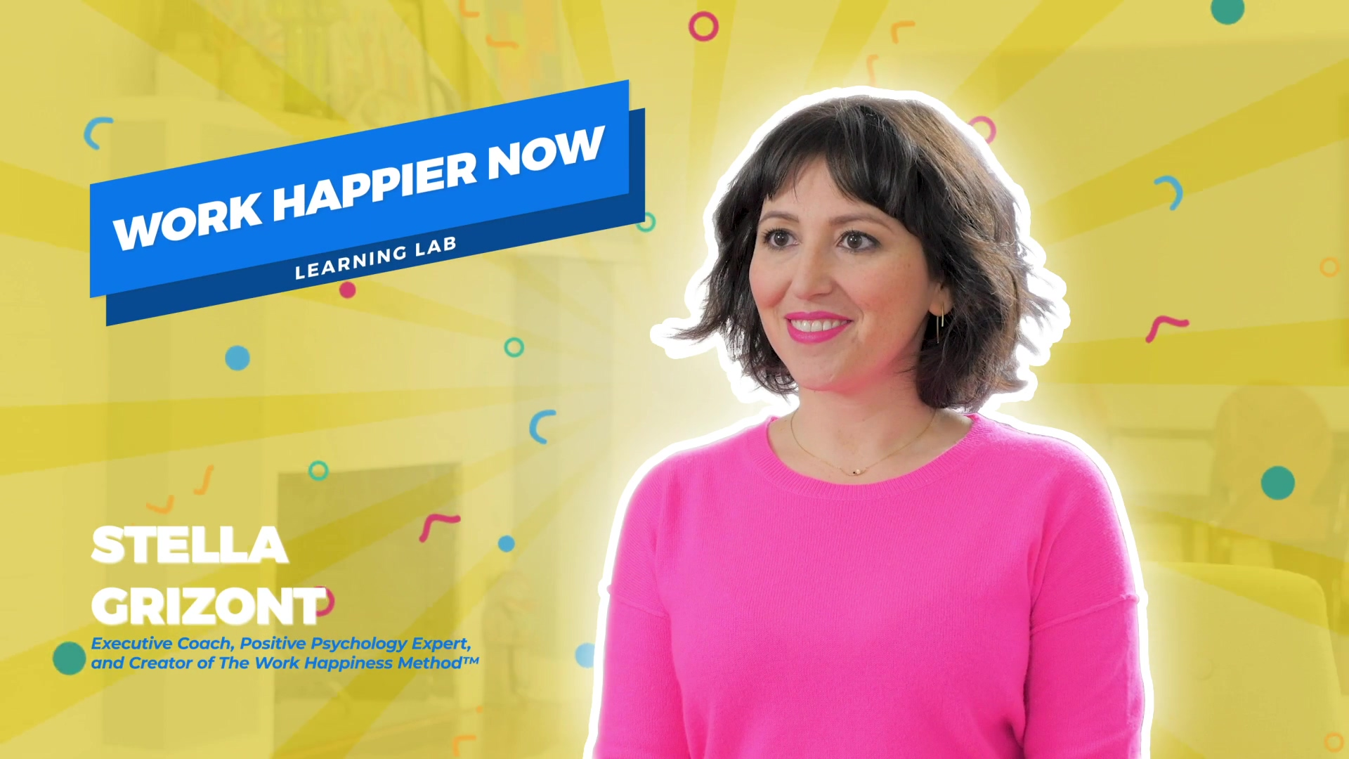 Work Happier Now Teaser