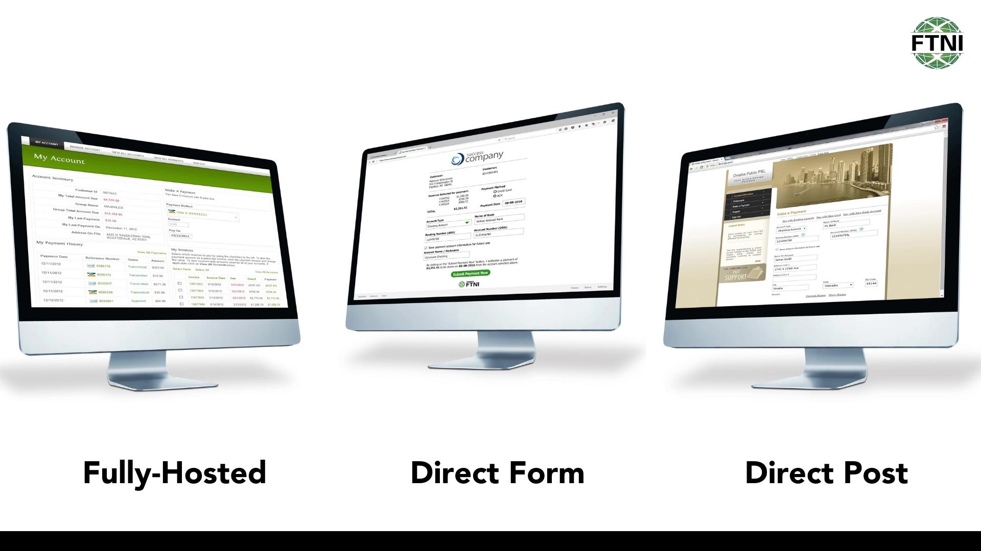 Online Payments Demo