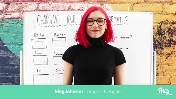 Whiteboard Wednesday | Choosing Your Display Format