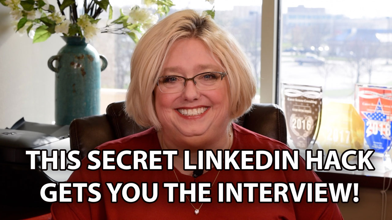 Secret LinkedIn Hack Gets the Interview