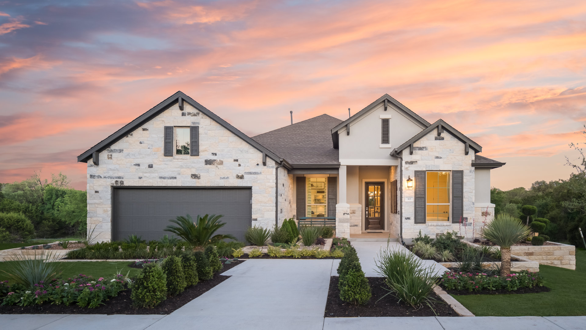 Trendmaker Homes in Rancho Sienna