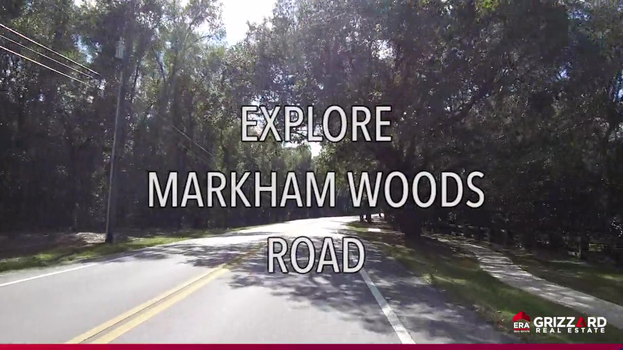 A Scenic Tour of Markham Woods Road
