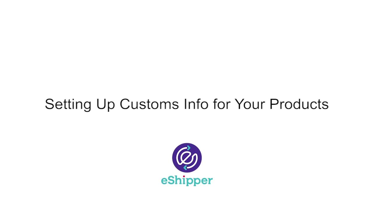 4-CustomsInfoSetup