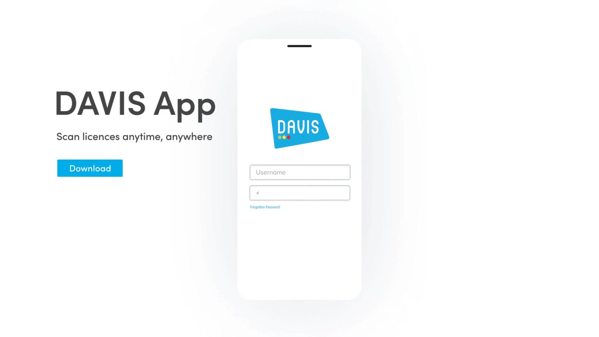 DAVIS App Promo 2020