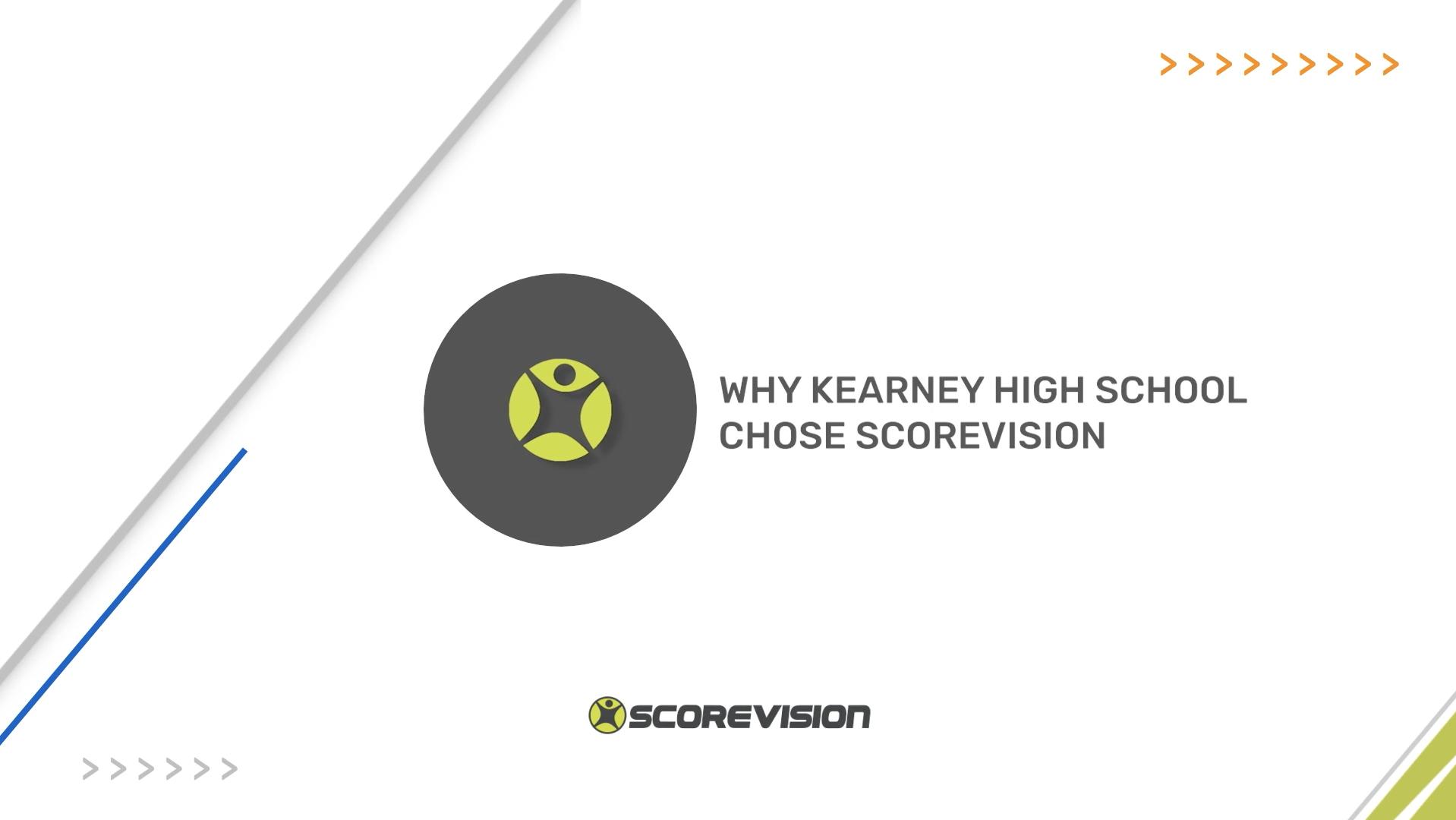 Why Kearney High School Chose ScoreVision