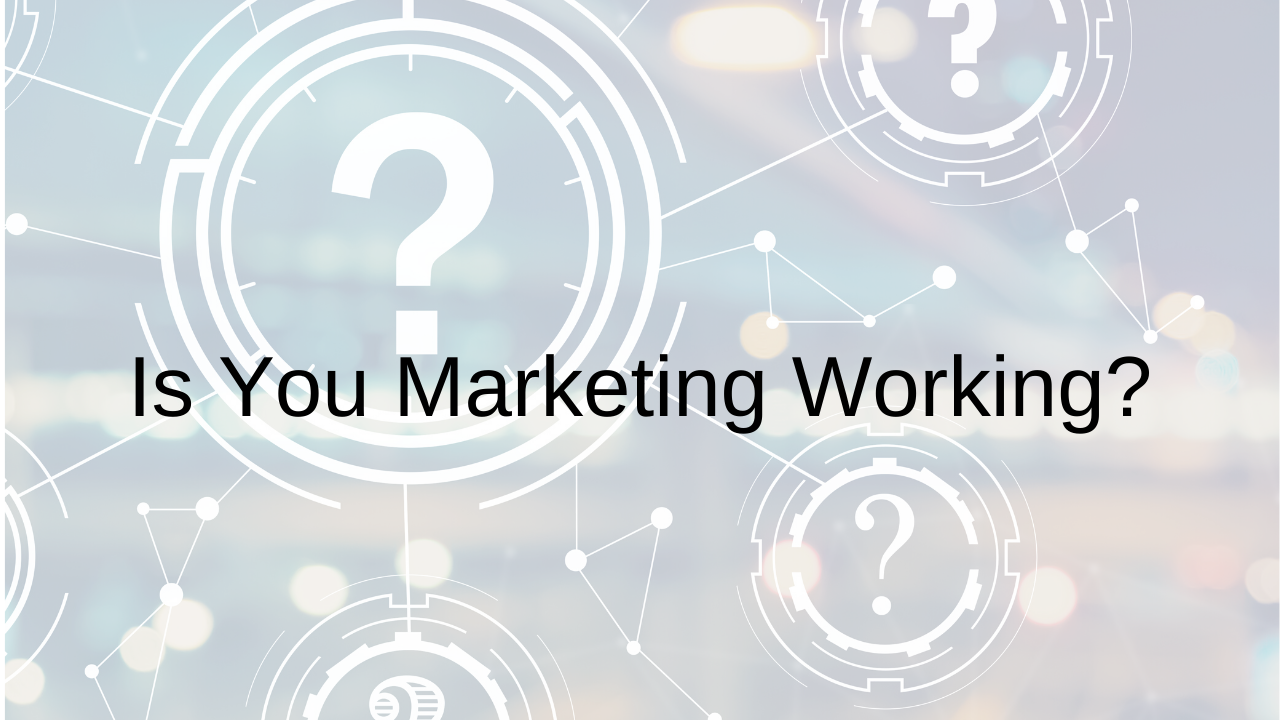is your marketing working_analytics that profit