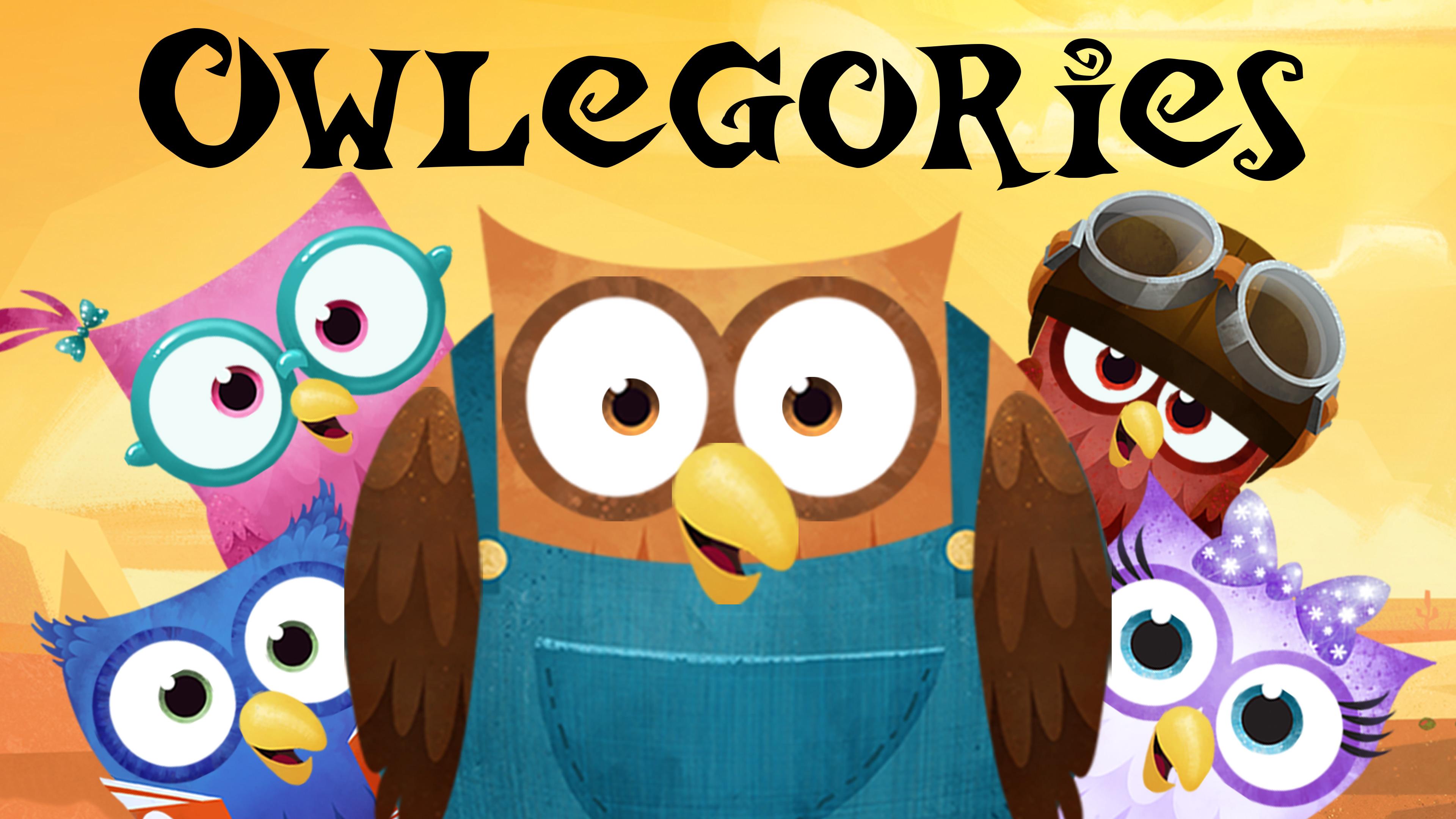 Owlegories Trailer