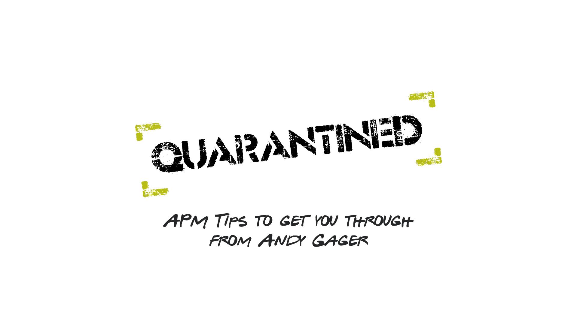 Quarantined - Day 7