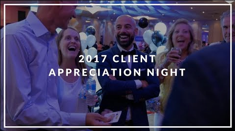 2017 Client Appreciation Event