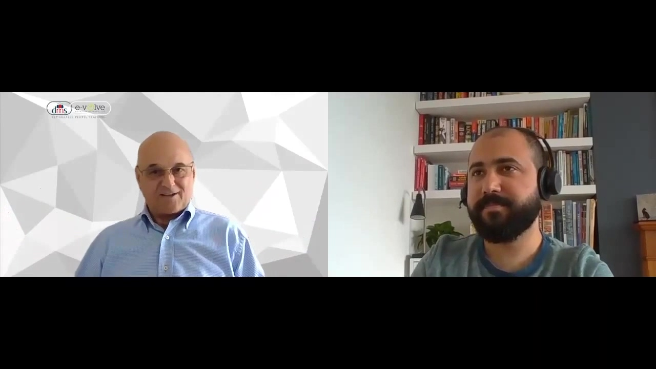 Remote Workplace Interview - Managing Stress with Brian Watling V4