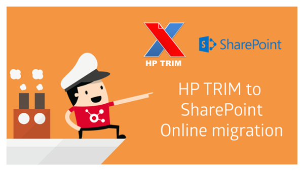 Demo video of HP Content Manager (HP TRIM) to SharePoint Online content migration