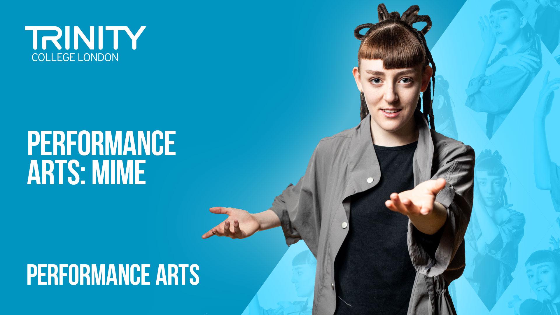 4-Performance Arts- mime-V2