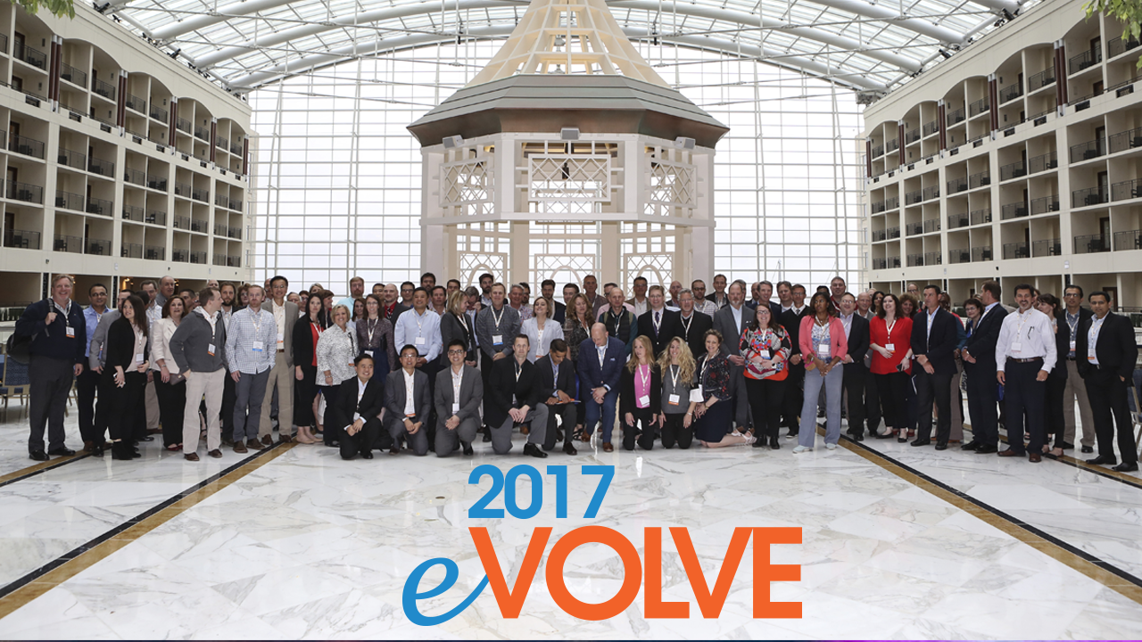 eVOLVE 2017 Highlights & Customer Insights